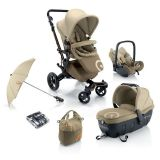 Concord neo travel set 2013 beige