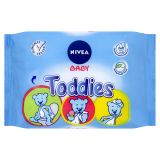 NIVEA Baby Multi Toddies 60 szt. - chusteczki nawilżane