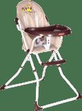 Krzesełko do karmienia ze stolikiem PATRON
