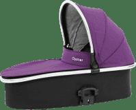 BABYSTYLE OYSTER colour pack ke korbě, wild purple 2018