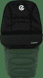 BABYSTYLE Śpiworek na nóżki Oyster – Olive Green 2018