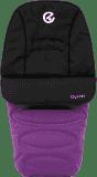BABYSTYLE Śpiworek na nóżki Oyster – Wild Purple 2018