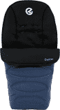 BABYSTYLE Śpiworek na nóżki Oyster – Oxford Blue 2018