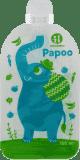 PETITE&MARS Vrecúško na jedlo Papoo Original Elephant 6 ks