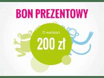 FEEDO Bon prezentowy o wartości 200 zł