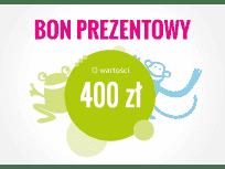 FEEDO Bon prezentowy o wartości 400 zł