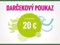 FEEDO Darčekový poukaz v hodnote 20 €