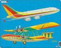LARSEN Puzzle Letecká doprava 23 dílků
