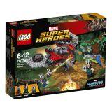 LEGO® Super Heroes 76079 Útok Ravagera