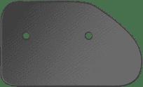 REER Slnečná clona na bočné okno auta 2 ks