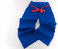 Těhotenské kalhoty Gör & Sin