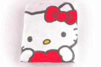 Pončo Hello Kitty