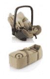 Autosedačka Air a přenosná taška snug Concord