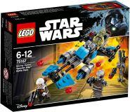LEGO® Star Wars 75167 Ścigacz Łowcy nagród™