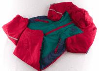Kombinéza s pevnou kapucí