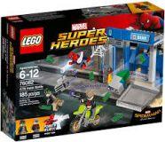 LEGO® DC Super Heroes 76082 Krádež bankomatu