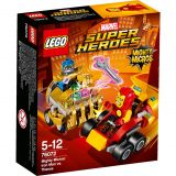 LEGO® Super Heroes 76072 Mighty Micros: Iron Man vs. Thanos