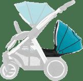 BABYSTYLE OYSTER MAX Kočárek Lie-Flat Tandem colour pack, deep topaz 2018