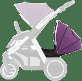 BABYSTYLE OYSTER MAX Kočárek Lie-Flat Tandem colour pack, wild purple (2017)