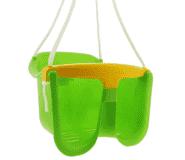 CHEMOPLAST Baby Huśtawka plastikowa – zielony