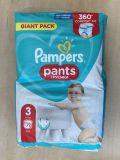 plienky nohavičkové Pampers