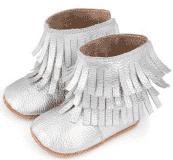 Pierwsze buty do kostek Augusta