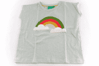 Tričko krátký rukáv Little Green Radicals