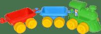 WIKY Vlak - 2 vagóniky