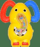 WIKY Chrastítko slon 12cm (bateriové ovládání)