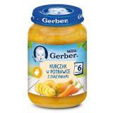 GERBER Kurczak w potrawce z jarzynkami (190g)
