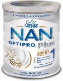 NESTLÉ NAN OPTIPRO Plus 1 HM-O (800 g) Mleko początkowe w proszku dla niemowląt od urodzenia 0+