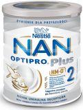 NESTLÉ NAN OPTIPRO Plus 2 HM-O (800 g) Mleko modyfikowane 6m+, puszka
