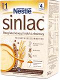 NESTLÉ Sinlac Bezglutenowa kaszka dla dzieci bez laktozy i soi (4m+) 100 g