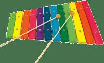 BINO Xylofon - 12 tónů