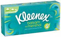 KLEENEX Chusteczki papierowe - Balsam Fresh Box (72 szt.)