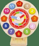 BINO Dřevěné hodiny