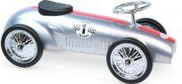 VILAC Kovové jezdítko - Historické závodní auto - stříbrné