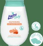 LINTEO Baby Dětský olej po koupeli s Bio měsíčkem lékařským, 250 ml