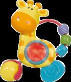 SIMBA ABC Żyrafka ze światłem i dźwiękiem grzechotka
