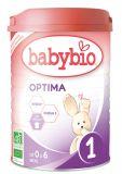 BABYBIO Optima 1 Mleko początkowe (900 g)