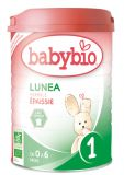 BABYBIO Lunea 1 Mleko początkowe (900 g)