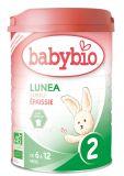 BABYBIO Lunea 2 pokračujúca mliečna dojčenská výživa v prášku 900 g