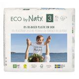 NATY NATURE BABYCARE 3 MIDI, 30 ks (4-9 kg) - jednorázové pleny