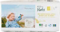 NATY NATURE BABYCARE 4 MAXI, 44 szt. (7-18 kg) ECONOMY PACK - pieluchy jednorazowe
