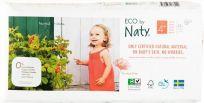 NATY NATURE BABYCARE 4+ MAXI+, 42 ks (9-20 kg) ECONOMY PACK - jednorazové plienky