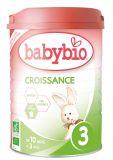 BABYBIO Croissance 3 Mleko modyfikowane (900 g) od 10. miesiąca