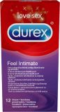 DUREX Feel Intimate 12 ks - kondómy