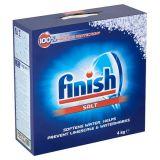 FINISH Soľ do umývačky riadu 4 kg