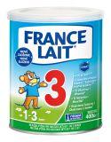 FRANCE LAIT 1 až 3 roky na podporu růstu (400g) - kojenecké mléko