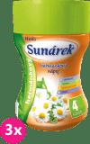3x SUNÁREK Heřmánkový rozpustný nápoj (200 g)
